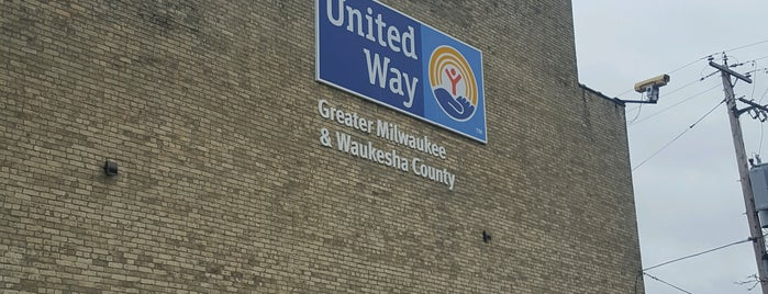 United Way of Greater Milwaukee is one of Orte, die George gefallen.