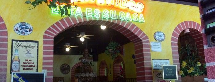 Monterrey Mexican Restaurant is one of Tempat yang Disukai Tony.