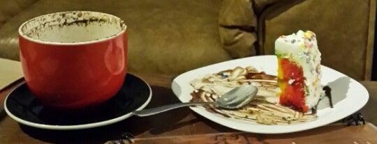 Wirikuta café is one of Tempat yang Disimpan Victoria.