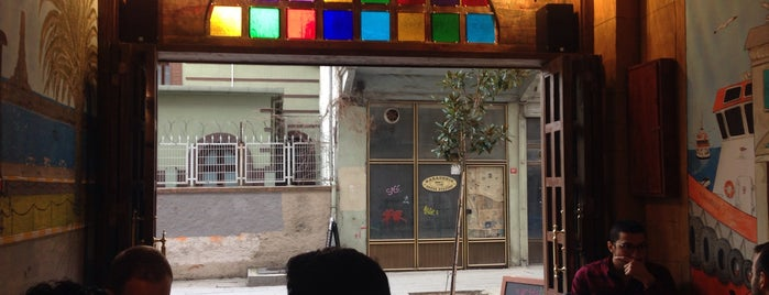 Garda Cafe is one of Istanbul 2.