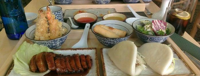 Mandarin Japanese Kitchen is one of Restaurants Madrid.