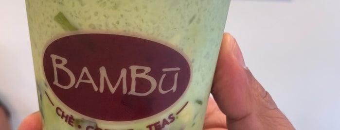 Bambu Desserts & Drinks is one of Posti che sono piaciuti a Dan.