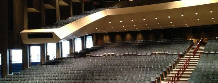 Berglund Center is one of 2014 U.S. Tour.