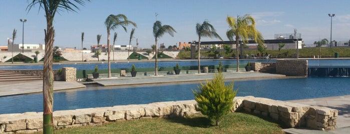 Club Campestre Nuevo San Isidro is one of Balnearios en La Laguna.