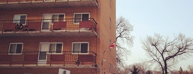 River Crescent Apartments Is One Of For Rent In Winnipeg