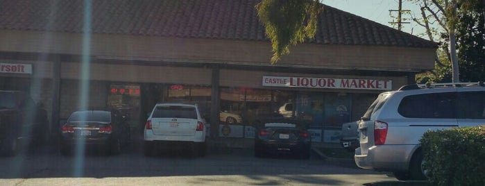 Castle Liquor is one of Retailers.