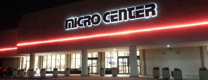 Micro Center is one of Top picks for Electronics Stores.