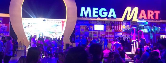Omega Mart is one of Las Vegas.
