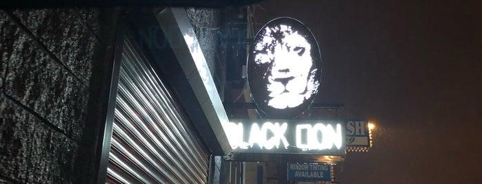 The Black Lion Tavern is one of Neighborhood.