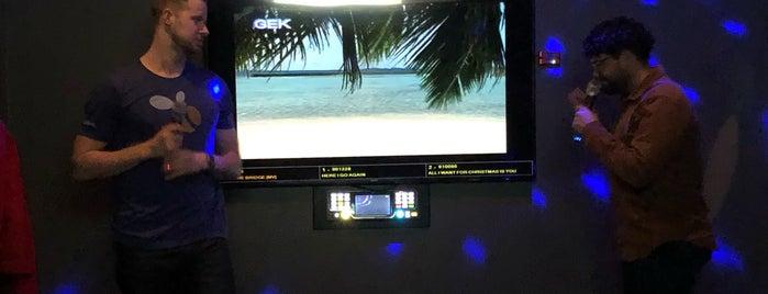 Karaoke City is one of Lugares favoritos de Michael.