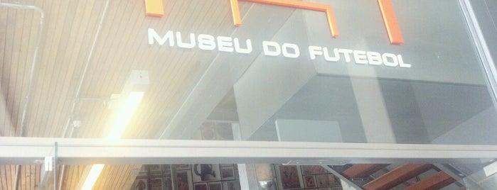 Museu do Futebol is one of Pontos Turísticos.