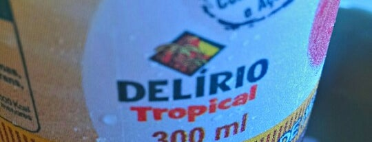 Delírio Tropical is one of Tempat yang Disukai Marcello Pereira.