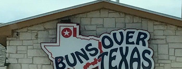 Buns Over Texas is one of Bill'in Beğendiği Mekanlar.