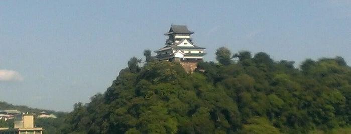犬山城 is one of 愛知に旅行したらココに行く!.