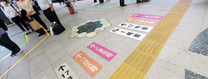 東北新幹線 0kmポイント is one of Asia Tour 2k18.
