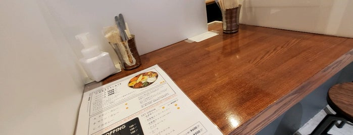 カレースタンド HATONOMORI is one of TOKYO-TOYO-CURRY 4.