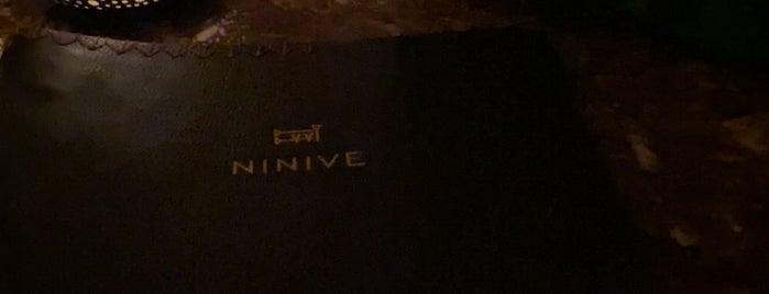 Ninive is one of Bucket list.