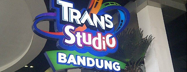 Trans Studio Bandung is one of affiniさんのお気に入りスポット.