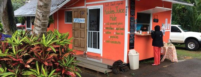 kalalea juice hale is one of Kauai.