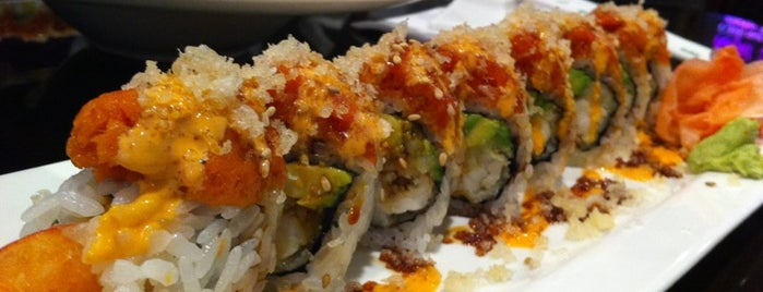 Sushi Q is one of Bmore.