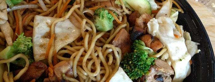 Teriyaki Madness is one of Samさんのお気に入りスポット.