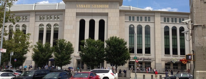 Behind The Scenes Tour - Yankee Stadium is one of 777....