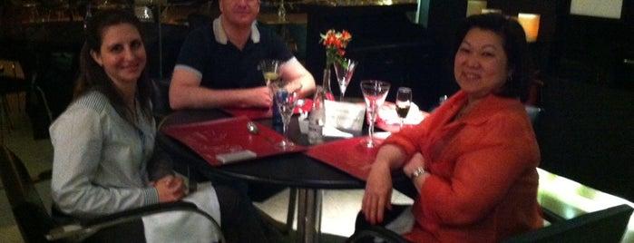 Restaurante Oscar is one of Deyse : понравившиеся места.