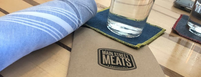 Main Street Meats is one of Chattanooga.