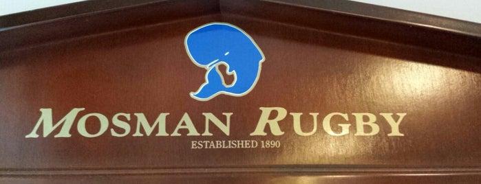 mosman rugby club, cross street, mosman is one of Otavio'nun Beğendiği Mekanlar.