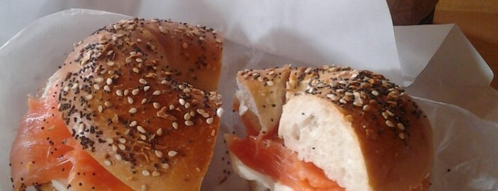 Zucker's Bagels & Smoked Fish is one of New York, New York.