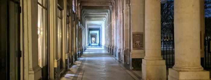 Restaurant du Palais Royal is one of Restaurants in Paris.