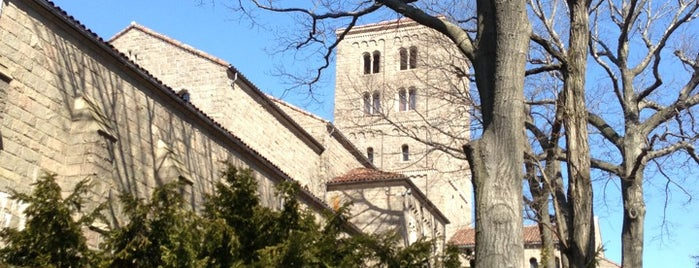 The Cloisters is one of Marvel Comics NYC Landmarks.