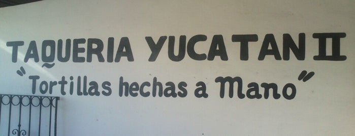 Taqueria Yucatan is one of Tempat yang Disukai Leo.
