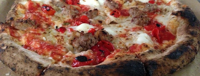 Antico Pizza Napoletana is one of Creative Loafing 100 Dishes.