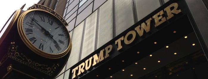 Trump Tower is one of Lugares donde estuve en el exterior.