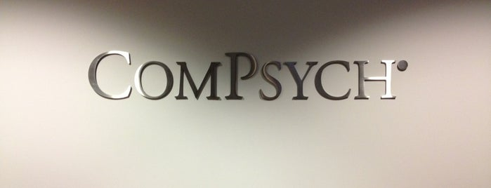 ComPsych is one of Orte, die Marco gefallen.