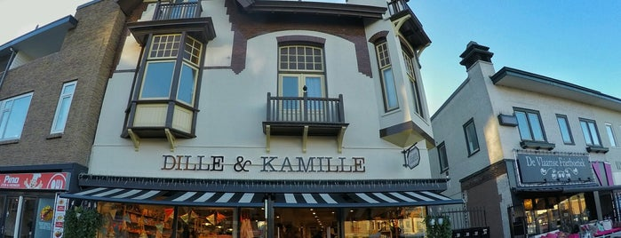 Dille & Kamille is one of Lugares favoritos de Rene.