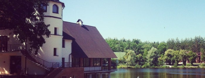 Пуща Лесная is one of выжить летом в городе.
