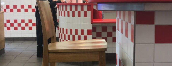 Five Guys is one of Madrid.