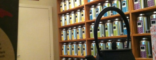 Chà Tea Atelier is one of consigli che meritano..