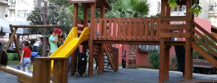 Gazipaşa Çocuk Parkı is one of TOP 20.