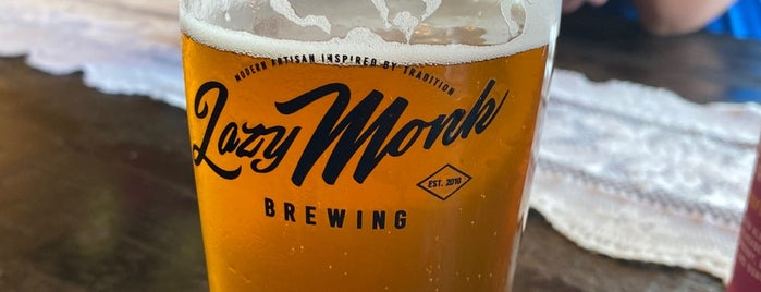 Lazy Monk Brewing is one of Brewery Tours.