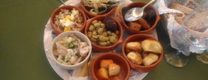 Restaurante O Burgo is one of Portugal.