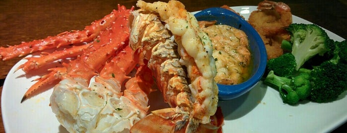 Red Lobster is one of Lugares favoritos de Yuri.