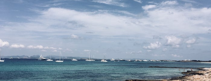Formentera is one of Ibiza to doby Jas.
