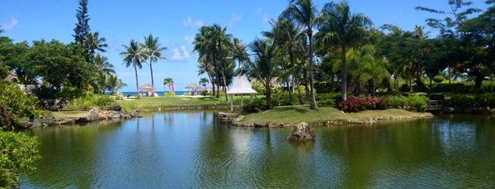 Hyatt Regency Saipan is one of world best hotels.