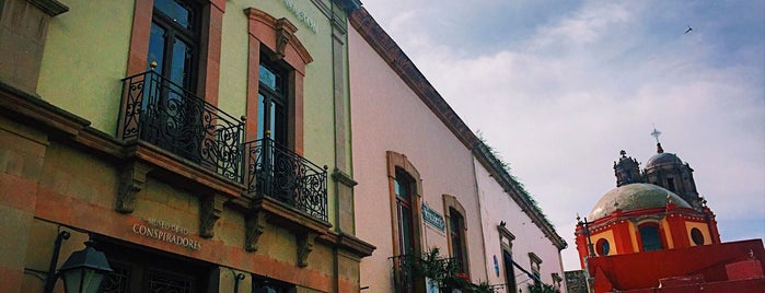 Santiago de Querétaro is one of Giovannaさんのお気に入りスポット.