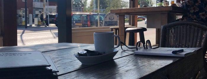 Morshuis is one of Misset Horeca Café Top 100 2013.