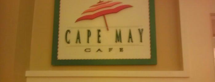 Cape May Cafe is one of Disney.
