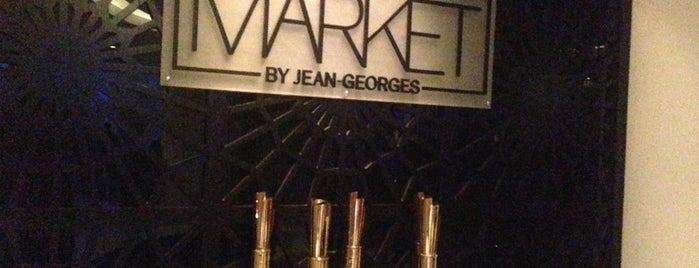 Market by Jean-Georges is one of Locais curtidos por Tareq.